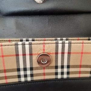 Burberry Bags - Burberry Leather shoulder / hand bag